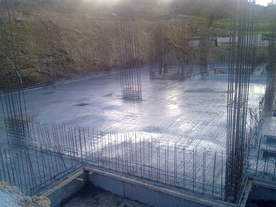 Basement RC Ground-Slab