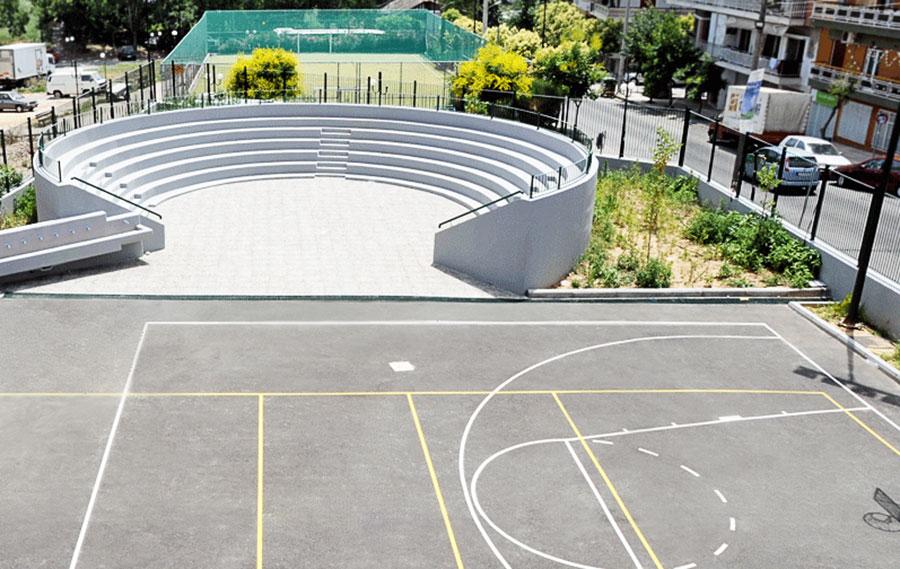 Sport Facilities, Thessaloniki