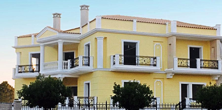 Luxurious City Villa, Larissa
